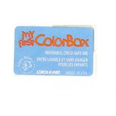Пигментные чернила Colorbox® My First Pigment Ink Pad Pad Голубой (68041)