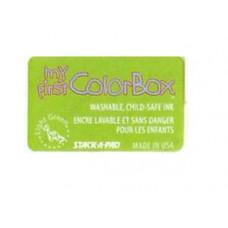 Пигментные чернила Colorbox® My First Pigment Ink Pad Pad Светло-Зеленый (68042)