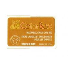Пигментные чернила Colorbox® My First Pigment Ink Pad Pad Светло-Коричневый (68043)
