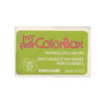 Пигментные чернила Colorbox® My First Pigment Ink Pad Pad Lime (68044)