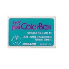 Пигментные чернила Colorbox® My First Pigment Ink Pad Pad Turquoise (68045)