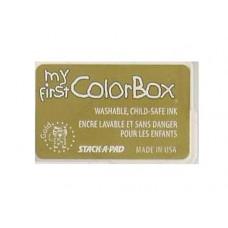 Пигментные чернила Colorbox® My First Pigment Ink Pad Pad Золотой (68048)