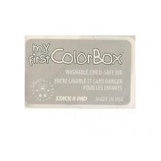 Пигментные чернила Colorbox® My First Pigment Ink Pad Pad Серебрянный (68049)
