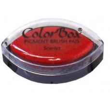 Пигментные чернила - ColorBox® Pigment Ink Pad Cats Eye Scarlet (11014)