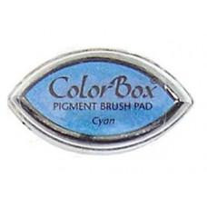 Пигментные чернила - ColorBox® Pigment Ink Pad Cats Eye Cyan (11019)