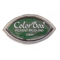 Пигментные чернила - ColorBox® Pigment Ink Pad Cats Eye Green (11021)