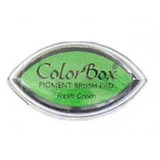 Пигментные чернила - ColorBox® Pigment Ink Pad Cats Eye Fresh Green (11022)