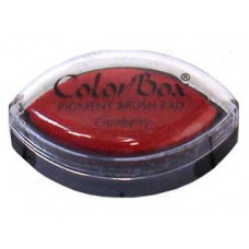 Пигментные чернила - ColorBox® Pigment Ink Pad Cats Eye Cranberry (11025)
