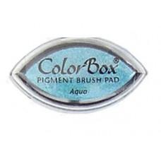 Пигментные чернила - ColorBox® Pigment Ink Pad Cats Eye Aqua (11039)