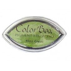 Пигментные чернила - ColorBox® Pigment Ink Pad Cats Eye Moss Green(11062)
