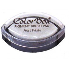 Пигментные чернила - ColorBox® Pigment Ink Pad Cats Eye Frost White (11080)