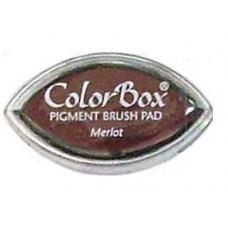 Пигментные чернила - ColorBox® Pigment Ink Pad Cats Eye Merlot(11164)