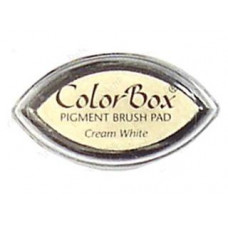 Пигментные чернила - ColorBox® Pigment Ink Pad Cats Eye Cream White(11177)