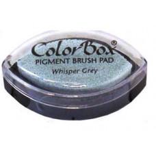Пигментные чернила - ColorBox® Pigment Ink Pad Cats Eye Whisper Grey (11190)