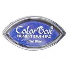 Пигментные чернила - ColorBox® Pigment Ink Pad Cats Eye True Blue (11201)