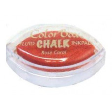 Мелковые чернила ColorBox® Fluid Chalk Ink Pad Cats Eye Rose Coral (71406)
