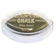 Мелковые чернила ColorBox® Fluid Chalk Ink Pad Cats Eye Olive Pastel (71412)