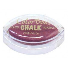 Мелковые чернила ColorBox® Fluid Chalk Ink Pad Cats Eye Pink Pastel (71414)