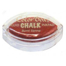 Мелковые чернила ColorBox® Fluid Chalk Ink Pad Cats Eye Burnt Sienna (71418)