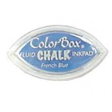 Мелковые чернила ColorBox® Fluid Chalk Ink Pad Cats Eye French Blue (71425)