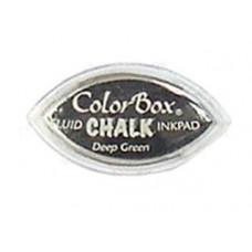 Мелковые чернила ColorBox® Fluid Chalk Ink Pad Cats Eye Deep Green (71427)