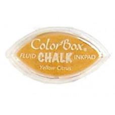 Мелковые чернила ColorBox® Fluid Chalk Ink Pad Cats Eye Yellow Citrus (71428)