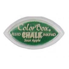 Мелковые чернила ColorBox® Fluid Chalk Ink Pad Cats Eye Sour Apple (71447)