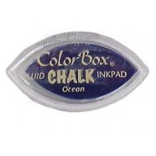 Мелковые чернила ColorBox® Fluid Chalk Ink Pad Cats Eye Ocean (71448)