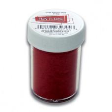 Бархатная пудра Stampendous® Fun Flock Chili Pepper Red (402)