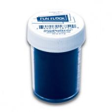 Бархатная пудра Stampendous® Fun Flock Indigo Blue (810)