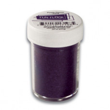 Бархатная пудра Stampendous® Fun Flock Purple Pleaser (818)
