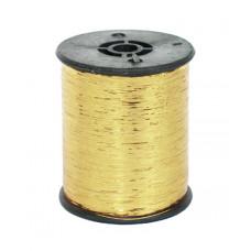 Металлизированная нить, макси (белое золото)