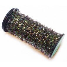 Металлизированная нить Kreinik Micro-Ice Chenille 15