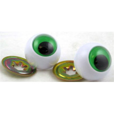Лягушачьи глазки для игрушек, 24 мм (61945 / 51824)