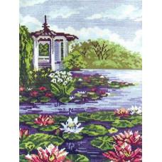 Водяные лилии (44-11)