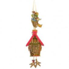 Набор для вышивания крестом Panna Избушка Бабы-Яги (ИГ-1572)