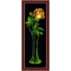 Жёлтая роза (129)
