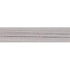 Шелковая лента для вышивания, Silver, 4мм (SR29)