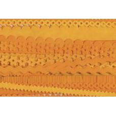 Фигурные полоски из картона Tangerine (FRIL-1238)