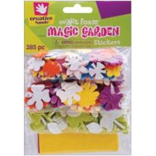 Высечки из пенорезины Волшебный Сад (3556)