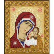 Набор для вышивания крестом Риолис Богоматерь Казанская большая (1038)