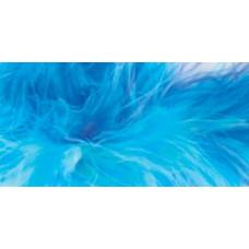 Боа из перьев марабу, оттенки голубого Marabou Feather Boa Medium Weight 2yd (H18-A/B)