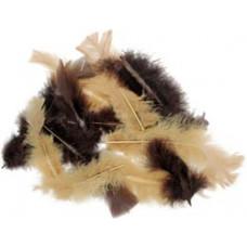 Перья Fluffy Flat Feathers 14гр (MD39326)