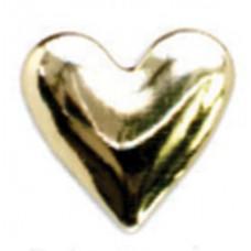 Cердечки золотистые (25374-01)