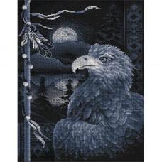Набор для вышивания крестом Panna Легенда о птице (ПТ-1767)