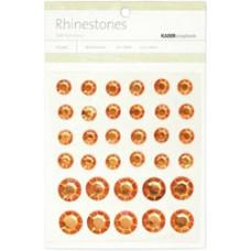 Стразы Orange, 9-14мм (SB759)