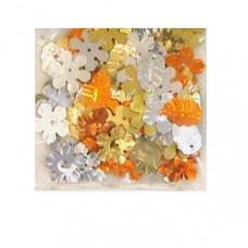 Пайетки Sulyn Sequins Fancy Metallic Flower Mix (14493.40)