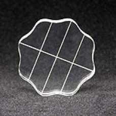 Акриловый блок круглый 2.5 (AHZP01)