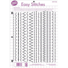 Трафарет Easy Stitches (7328)