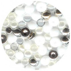 Акриловые капли Dew Drops Small Bottle, 5мм, Fairy Dust (DD-BOTTL-141)